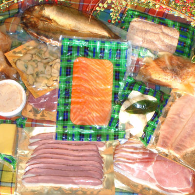 Galloway Smokehouse Hamper