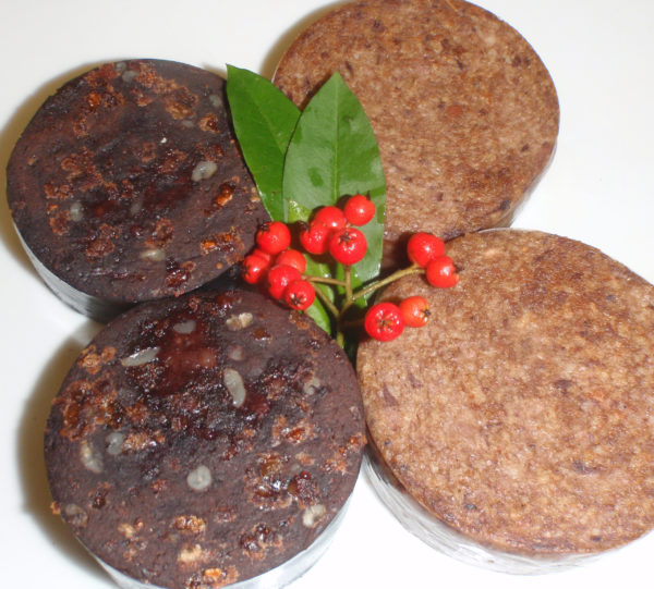 Smoked Haggis & Black Pudding
