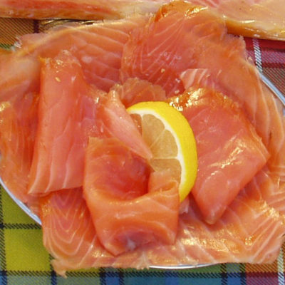 Smoked Salmon Sliced Packs